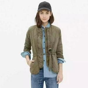 Madewell Quilted Jacket